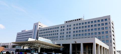 旭川医科大学病院外観